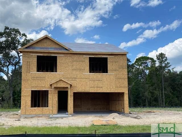 219 Caroline Way, Guyton, GA 31312 (MLS #255249) :: Keller Williams Realty Coastal Area Partners