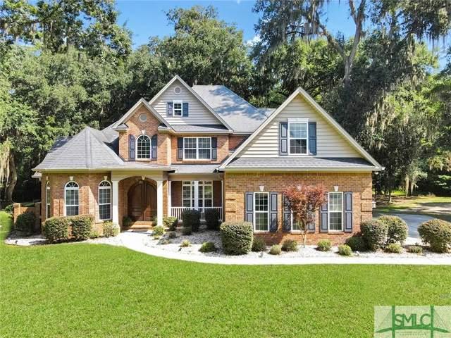 210 Windsong Drive, Richmond Hill, GA 31324 (MLS #255251) :: Heather Murphy Real Estate Group