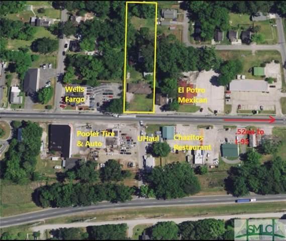 212 E Us Highway 80 Highway, Pooler, GA 31322 (MLS #255297) :: Heather Murphy Real Estate Group