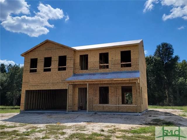 36 Enclave Way NE, Ludowici, GA 31316 (MLS #255316) :: The Allen Real Estate Group