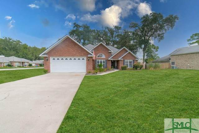 12 Archibald Way, Midway, GA 31320 (MLS #255385) :: The Allen Real Estate Group