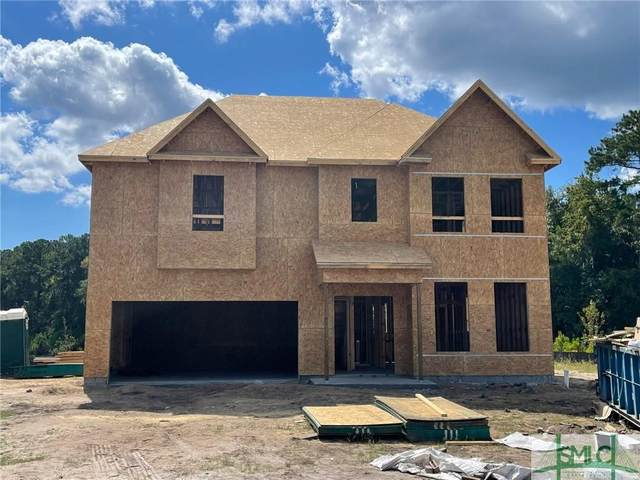 3147 Kingswood Drive, Richmond Hill, GA 31324 (MLS #255435) :: The Allen Real Estate Group