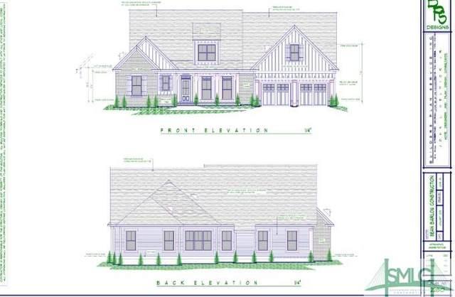 209 Dean Drive, Guyton, GA 31312 (MLS #255542) :: Heather Murphy Real Estate Group