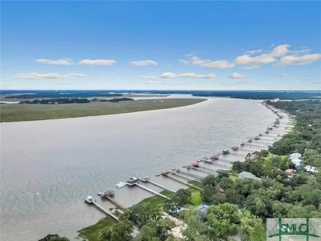 1238 Wilmington Island Road, Savannah, GA 31410 (MLS #255551) :: Keller Williams Realty Coastal Area Partners