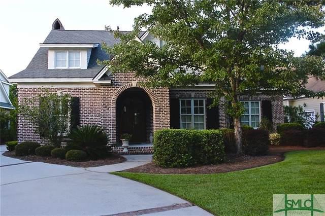 204 Spanton Crescent, Pooler, GA 31322 (MLS #255600) :: Heather Murphy Real Estate Group