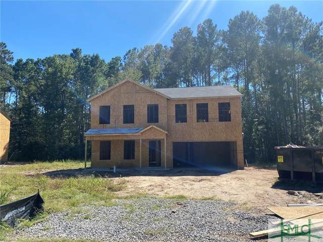 30 Easy Street, Guyton, GA 31312 (MLS #255604) :: Statesboro Real Estate