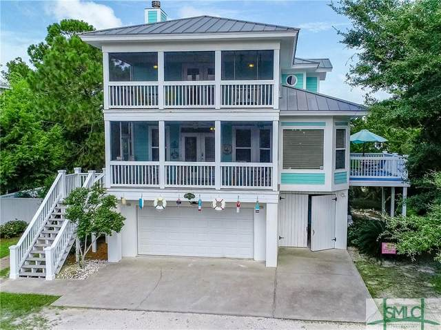 8 Waterside Walk, Tybee Island, GA 31328 (MLS #255620) :: Heather Murphy Real Estate Group