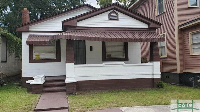 711 W 42nd Street, Savannah, GA 31415 (MLS #255628) :: The Allen Real Estate Group