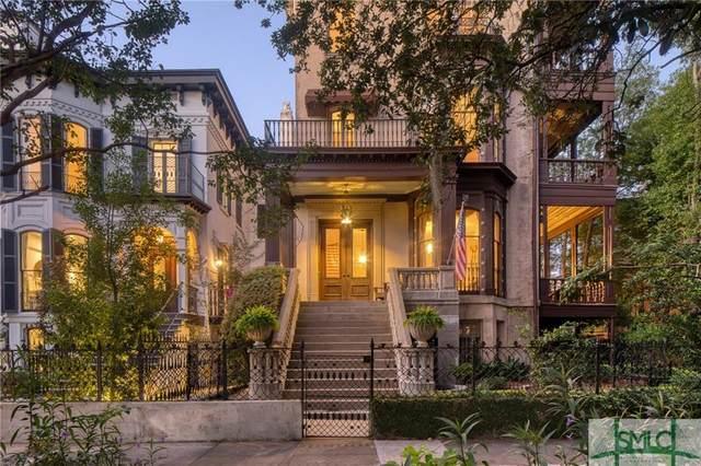 110 W Gaston Street, Savannah, GA 31401 (MLS #256687) :: Coastal Savannah Homes