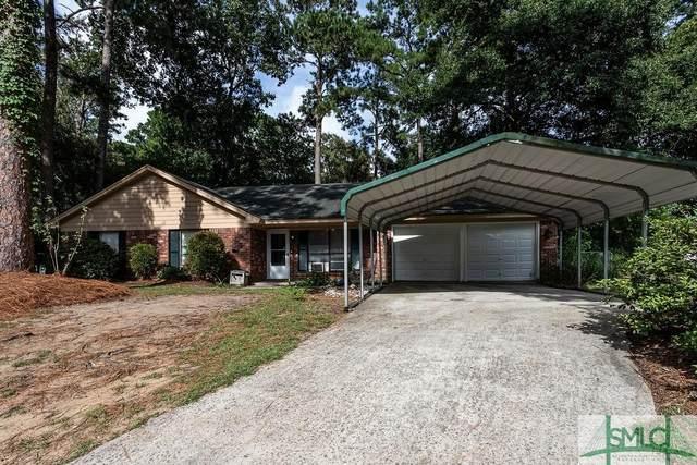 11 Marcy Court, Savannah, GA 31406 (MLS #256699) :: Teresa Cowart Team