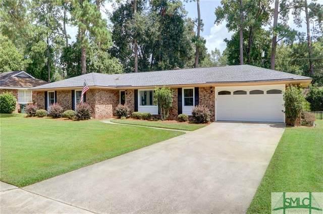 1610 Stillwood Drive, Savannah, GA 31419 (MLS #256722) :: Heather Murphy Real Estate Group