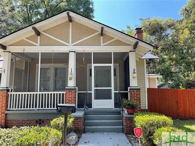 819 E 31st Street, Savannah, GA 31401 (MLS #256770) :: Coastal Savannah Homes