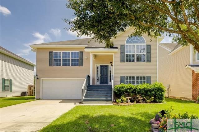 3 Springwater Drive, Port Wentworth, GA 31407 (MLS #256779) :: Heather Murphy Real Estate Group