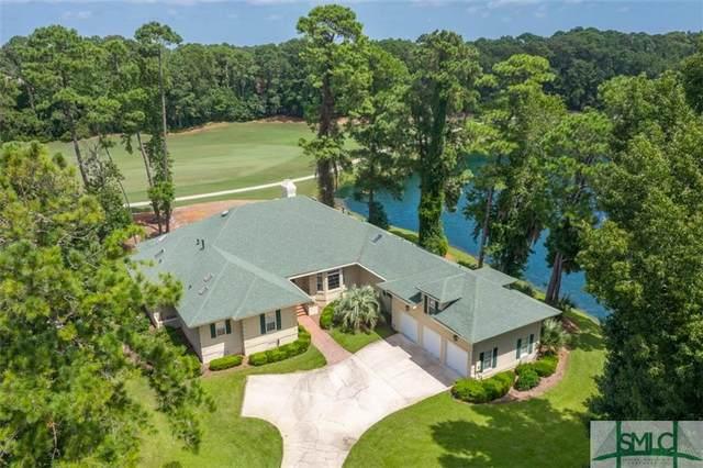 2 Greenhow Lane, Savannah, GA 31411 (MLS #256802) :: The Allen Real Estate Group