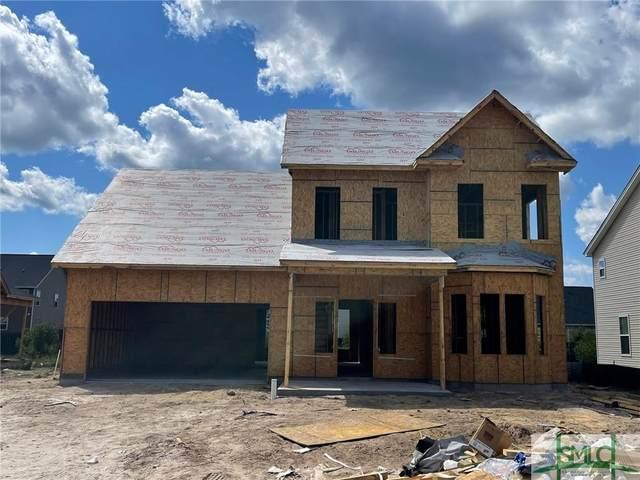 4119 Castleoak Drive, Richmond Hill, GA 31324 (MLS #256815) :: The Allen Real Estate Group