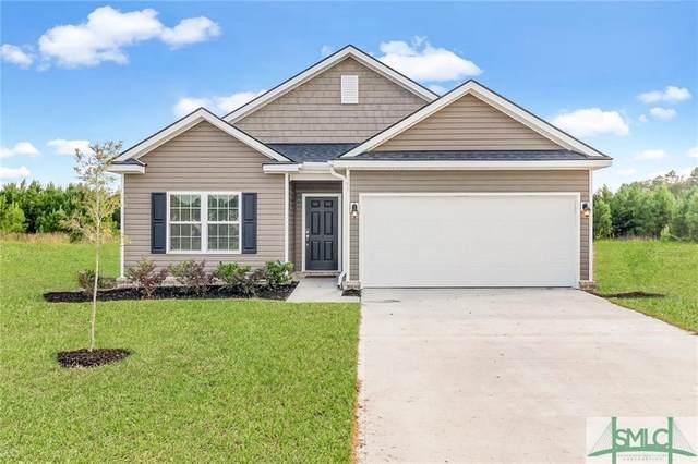 263 Tondee Way, Midway, GA 31320 (MLS #256816) :: Coastal Savannah Homes