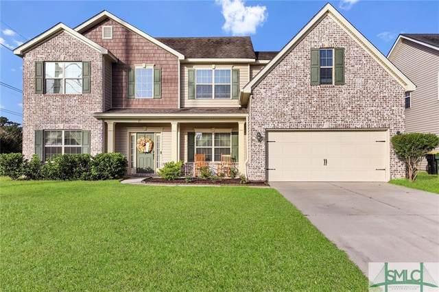 17 Litchfield Drive, Savannah, GA 31419 (MLS #256817) :: Heather Murphy Real Estate Group
