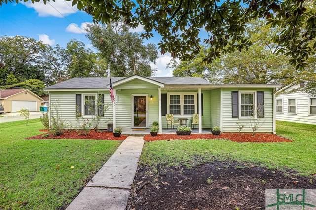 13 Aberfeldy Street, Port Wentworth, GA 31407 (MLS #256851) :: Heather Murphy Real Estate Group