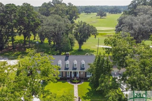 5714 Sweetbriar Circle, Savannah, GA 31406 (MLS #256884) :: The Arlow Real Estate Group