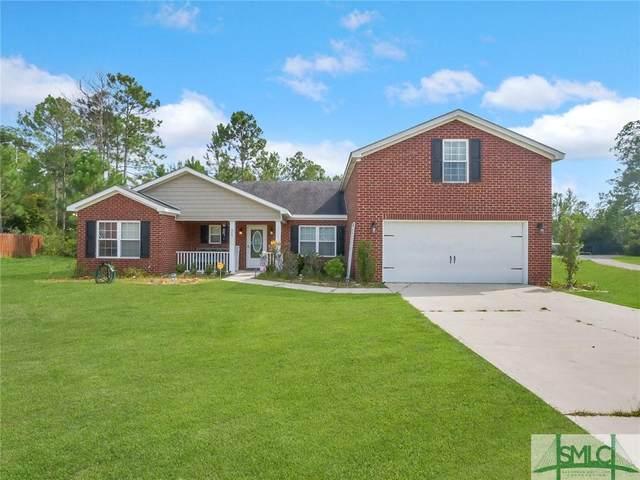 259 NE Virginia Lane, Ludowici, GA 31316 (MLS #256901) :: Heather Murphy Real Estate Group