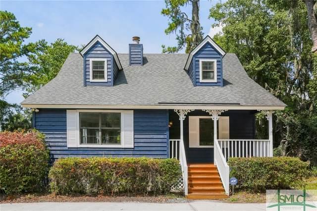 8609 Whitefield Avenue, Savannah, GA 31406 (MLS #256966) :: Bocook Realty