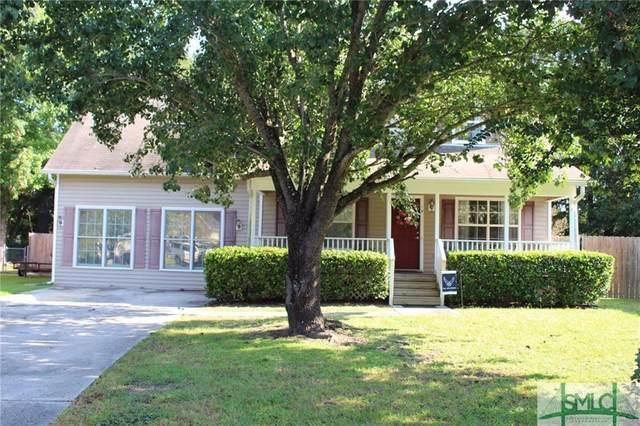 140 Crossover Lane, Savannah, GA 31410 (MLS #257080) :: The Allen Real Estate Group