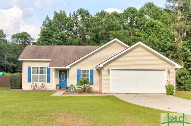 39 Hidden Creek Drive, Guyton, GA 31312 (MLS #257088) :: Heather Murphy Real Estate Group