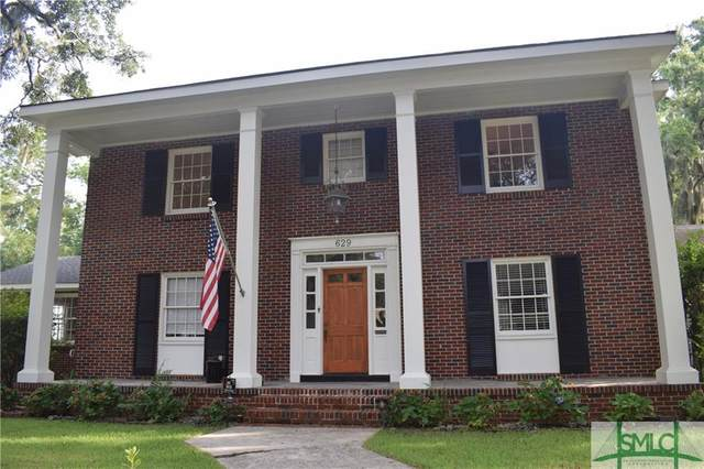 629 E Victory Drive, Savannah, GA 31405 (MLS #257090) :: Keller Williams Coastal Area Partners