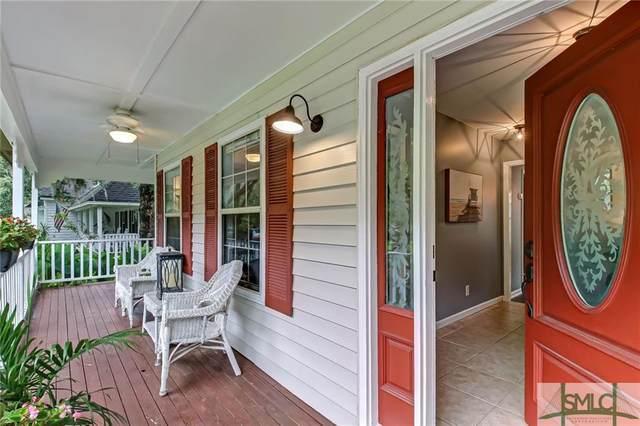 6 Lantern Lane, Savannah, GA 31410 (MLS #257127) :: The Allen Real Estate Group
