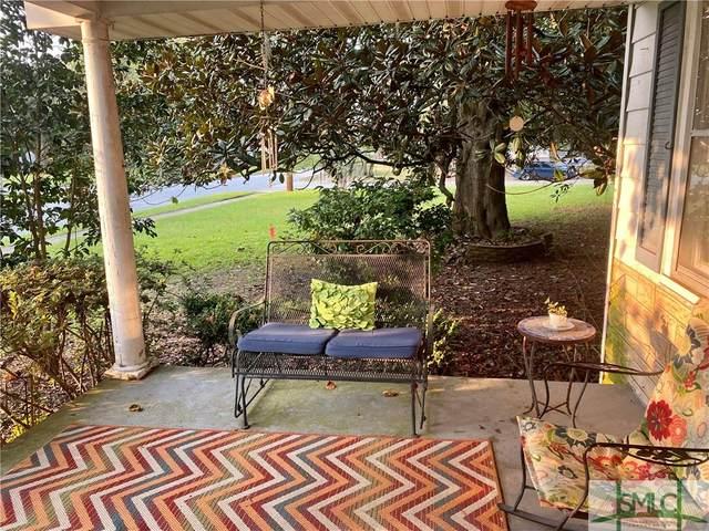4604 Spring Hill Road, Savannah, GA 31404 (MLS #257157) :: Teresa Cowart Team