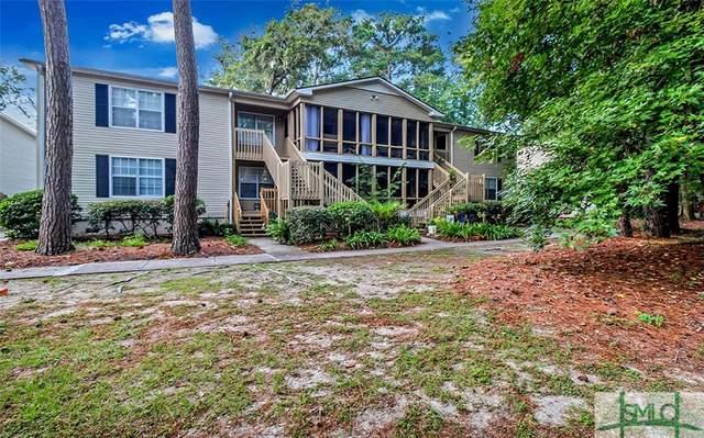 401 N Cromwell Road 7-O, Savannah, GA 31410 (MLS #257183) :: Heather Murphy Real Estate Group