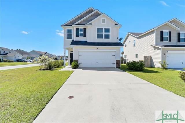 9 Millwood Lake Drive, Savannah, GA 31407 (MLS #257203) :: Coldwell Banker Access Realty