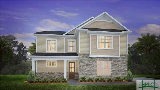 102 Speir Court, Rincon, GA 31326 (MLS #257212) :: The Arlow Real Estate Group