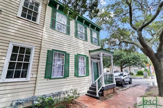 106 W Henry Street, Savannah, GA 31401 (MLS #257254) :: Heather Murphy Real Estate Group