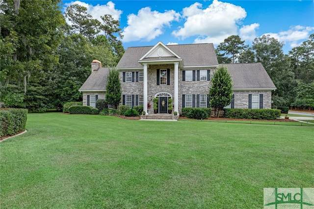 502 Southbridge Boulevard, Savannah, GA 31405 (MLS #257256) :: Coastal Savannah Homes