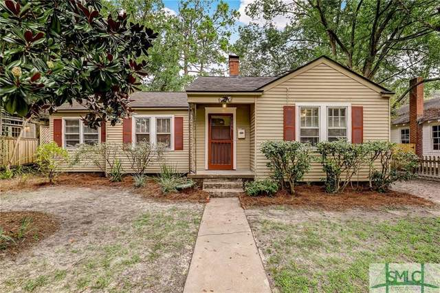 1206 E 52nd Street, Savannah, GA 31404 (MLS #257274) :: Statesboro Real Estate