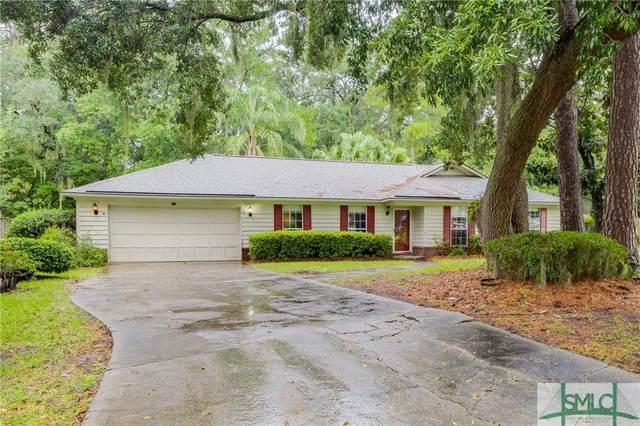 118 W Manta Cove, Savannah, GA 31410 (MLS #257285) :: Coastal Savannah Homes