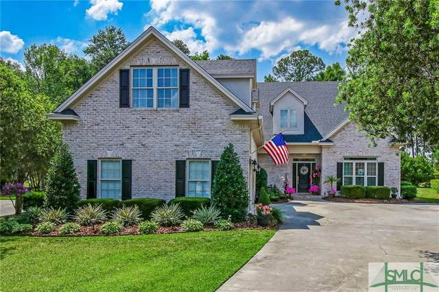 8 Leyland Point, Savannah, GA 31405 (MLS #257297) :: Coastal Savannah Homes