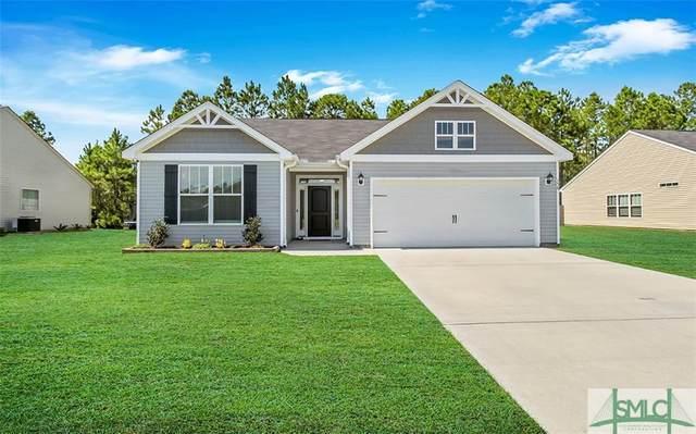 156 Willow Drive, Guyton, GA 31312 (MLS #257308) :: The Arlow Real Estate Group