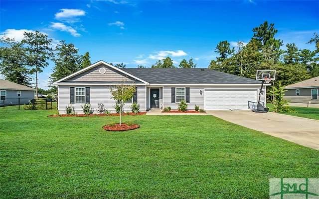 495 Abigail Circle, Ellabell, GA 31308 (MLS #257309) :: Heather Murphy Real Estate Group
