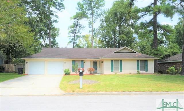 42 Red Fox Drive, Savannah, GA 31419 (MLS #257317) :: Teresa Cowart Team