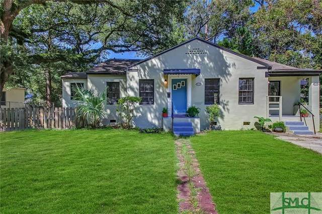 1322 & 1324 E 53rd Street, Savannah, GA 31404 (MLS #257333) :: Keller Williams Realty Coastal Area Partners