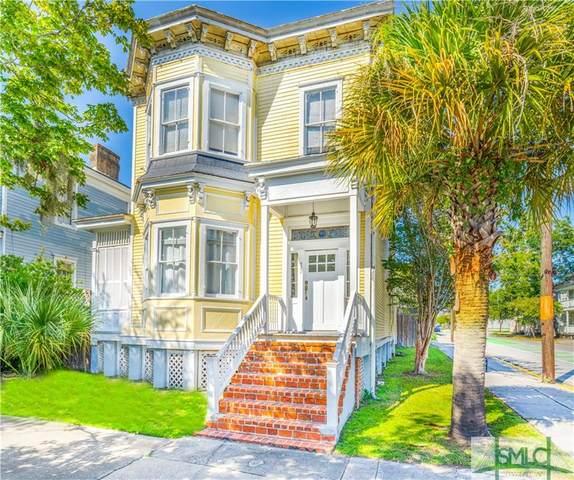 422 E Gwinnett Street, Savannah, GA 31401 (MLS #257351) :: Keller Williams Coastal Area Partners