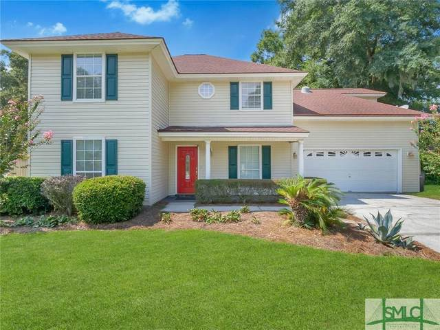 123 Kings Court, Savannah, GA 31406 (MLS #257358) :: Coldwell Banker Access Realty