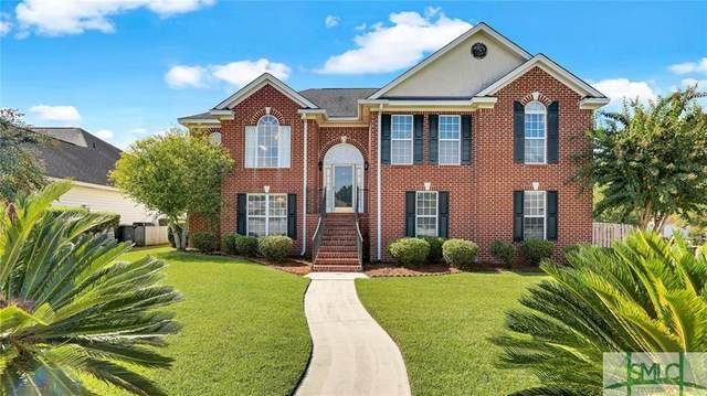 196 Lions Gate Road, Savannah, GA 31419 (MLS #257375) :: Coldwell Banker Access Realty