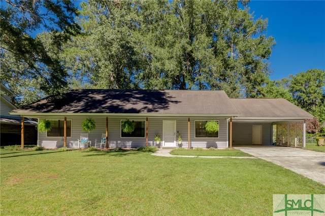 208 Miner Drive, Richmond Hill, GA 31324 (MLS #257411) :: Statesboro Real Estate
