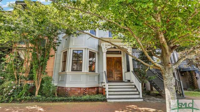 211 E Duffy Street, Savannah, GA 31401 (MLS #257436) :: Heather Murphy Real Estate Group