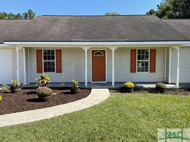 140 High Pointe Drive, Rincon, GA 31326 (MLS #257464) :: The Arlow Real Estate Group