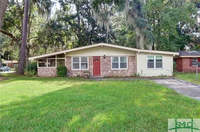 12426 Northwood Road, Savannah, GA 31419 (MLS #257476) :: Heather Murphy Real Estate Group