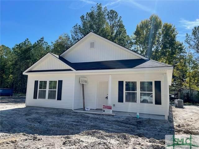 314 Dilmus Jackson Street, Guyton, GA 31312 (MLS #257489) :: The Arlow Real Estate Group